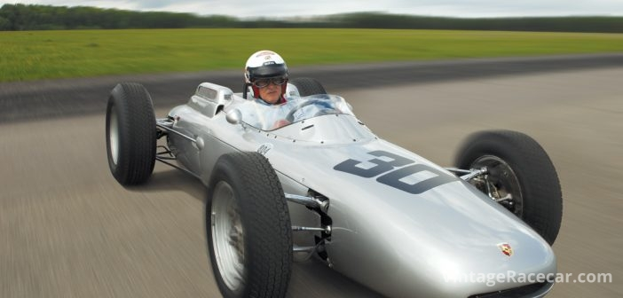1962 Porsche 804. Photo: Peter Collins