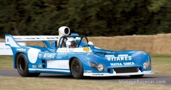 1974 Matra M670B. Photo: Wouter Melisson