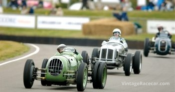 Paul JayeÕs rare Alta contested the Goodwood Trophy.Photo: Peter Collins