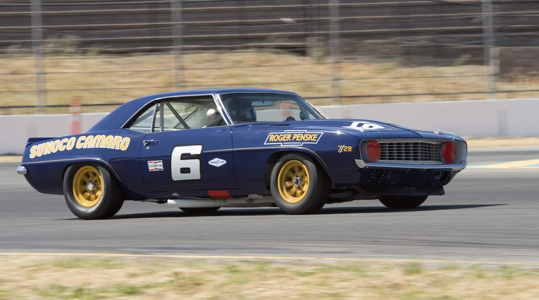 Trans-Am History at Monterey Spring Classic - Vintage Road & Racecar