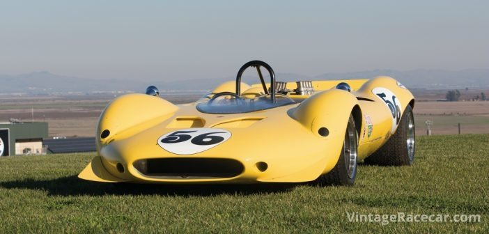 1967 Shelby King Cobra Can-Am. Photo: Kyle Burt