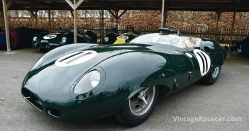 1959 Costin-Lister BHL133. Photo: Peter Collins