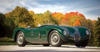 The $2.53 million paid for this ex-Phil Hill C-Type was also a record.