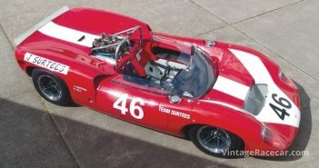 1966 Lola T70 SL71/48. Photo: Kary Jiggle