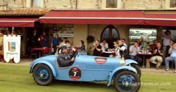 Rally ABC of Roma and Fiorentina in San Marino.Photo: Peter Collins