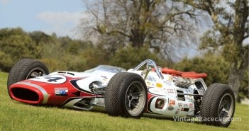 1967 Lola T92. Photo: Peter Collins