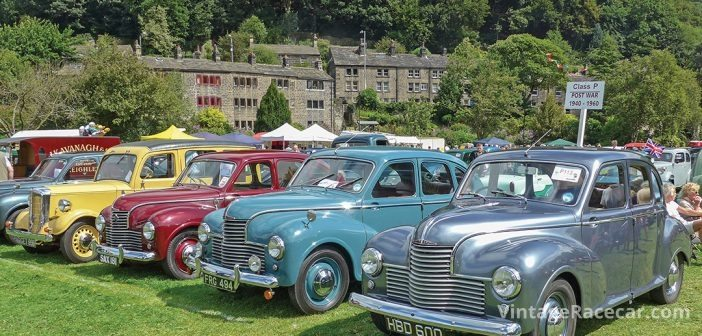 A Brief History of Jowett Cars in the 1930s