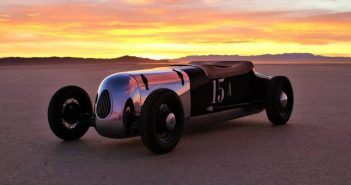 Keeper of the Flame—The Spurgin-Giovanine Roadster