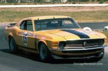 NASCAR and Trans-Am team-owner Bud Moore is born (1926).Photo: Dave Friedman