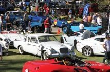 A packed crowd at the 2017 Art Center Car Classic Craig R. Edwards