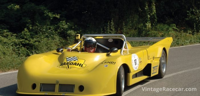 1972 Lola T290-Tecno. Photo: Peter Collins