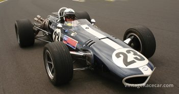 1966 Eagle-Weslake. Photo: Casey Annis