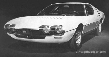 The Alfa Romeo Montreal – 50 years young