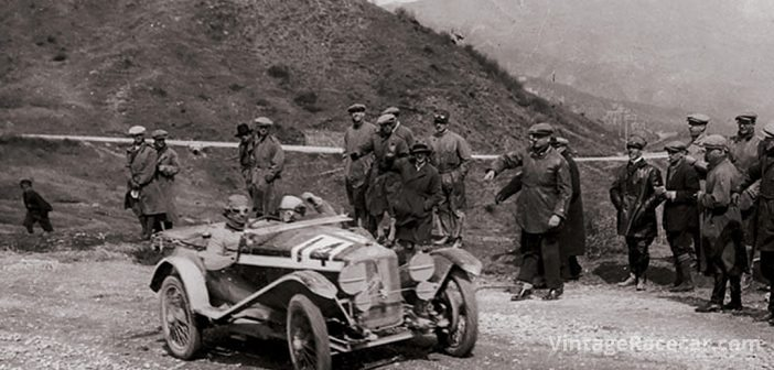 Life and Times of the Mille Miglia