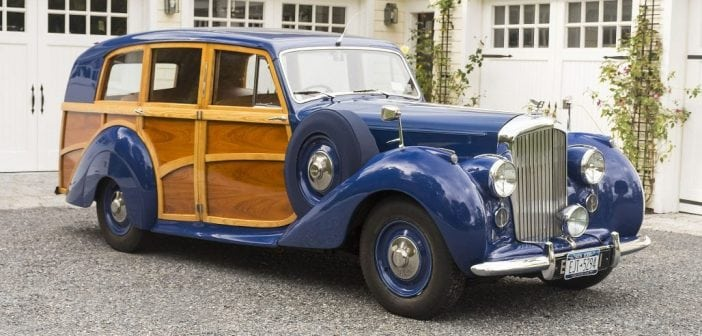 1949 Bentley Mk. VI Shooting Brake