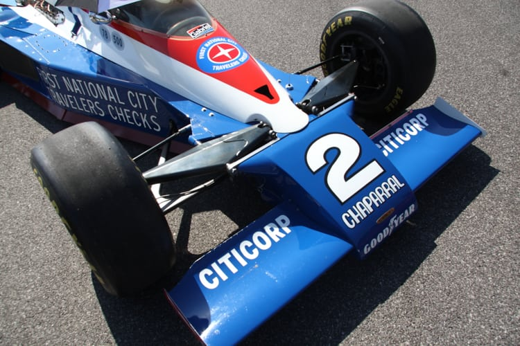 2018 INDY 500 RACE DAY HISTORIC Eric Drumwright