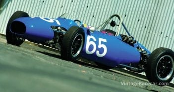1960 Kieft Formula Junior. Photo: Casey Annis