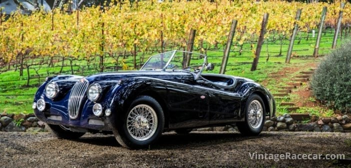 "Jaguar's 61 Sports Purpose XK140s… the ""9S"" Cars"
