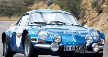 1970 Alpine Renault of Mitch and Kim McCullough