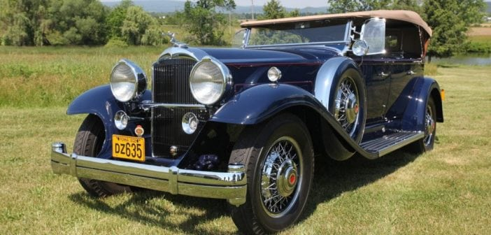 """""""Ask the Man Who Owns One""""—1932 Packard 903 Sport Phaeton"""