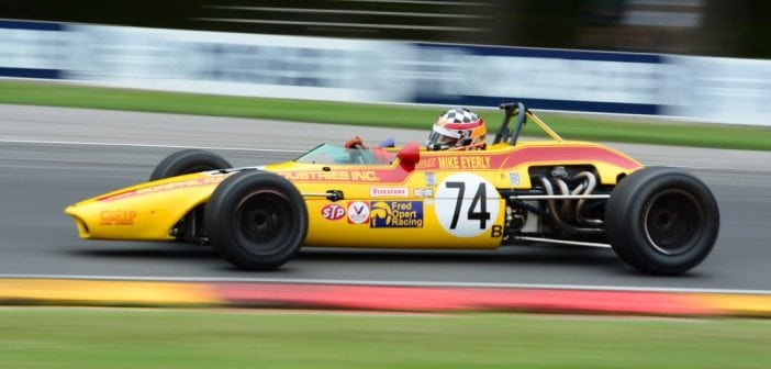 22 JULY: The Weathertech International Challenge at Road America in Elkhart Lake, WI. Fred Sickler