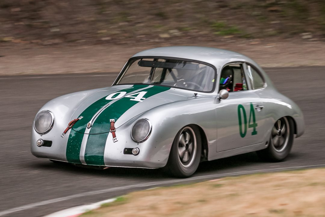 SOVREN 2018 Pacific Northwest Historics Races Jeff Mach