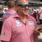 2017 Indy 500 ERIC DRUMWRIGHT