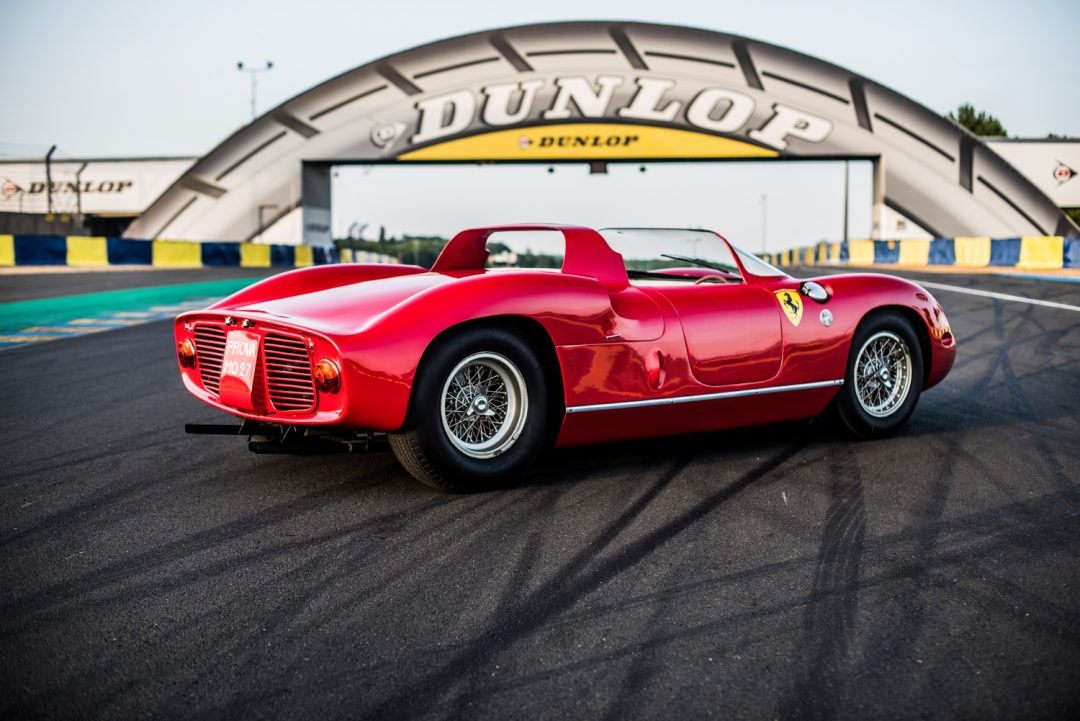 Remi Dargegen ©2017 Courtesy of RM Sotheby's
