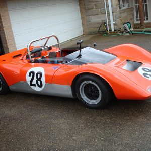 Elfin 300 Sports Racing Car