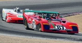 Lynn St James - 1972 Ferrari 312PB DennisGray