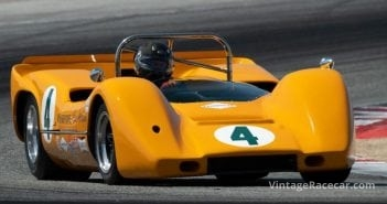 Richard Griot - 1967 McLaren M6A DennisGray
