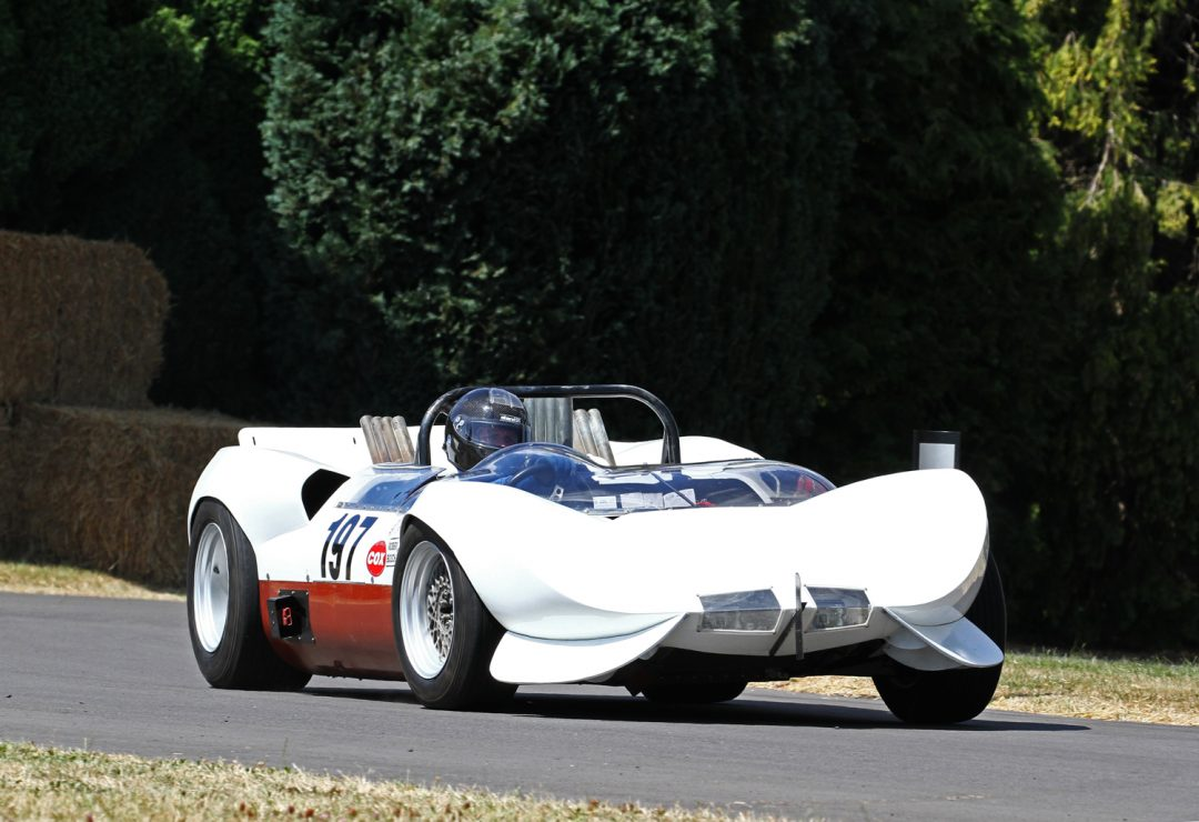 Chapparal Mk2 (Ian Wright) -Image by Pete Austin