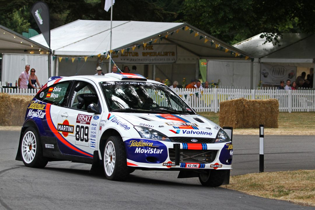 Ford Focus RS WRC - Image by Pete Austin