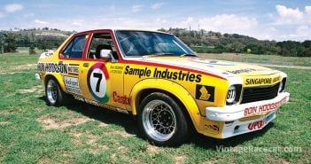 1976 Torana L34. Photo: Steve Oom