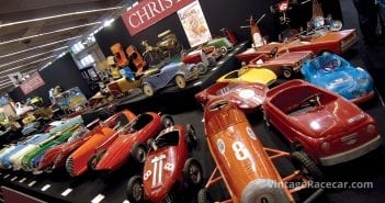 Part of the whimsical Christies pedal car sale.