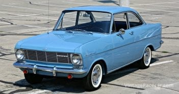 Marching to a Different Drummer—1964 Opel Kadett Sport Coupe