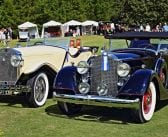 Packard & Isotta Win Best of Show at Atlanta Concours d'Elegance