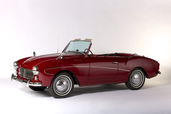 1961 Datsun Fairlady Roadster