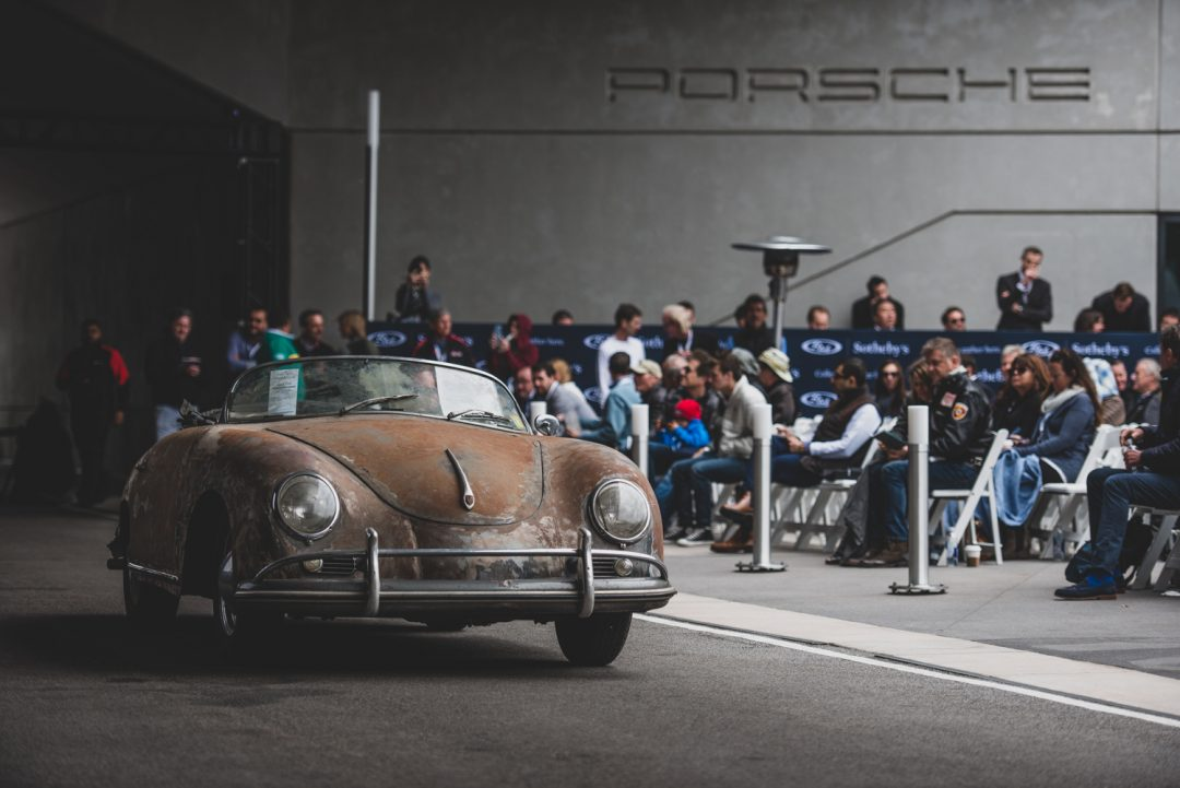 Darin Schnabel ©2018 Courtesy of RM Sotheby's