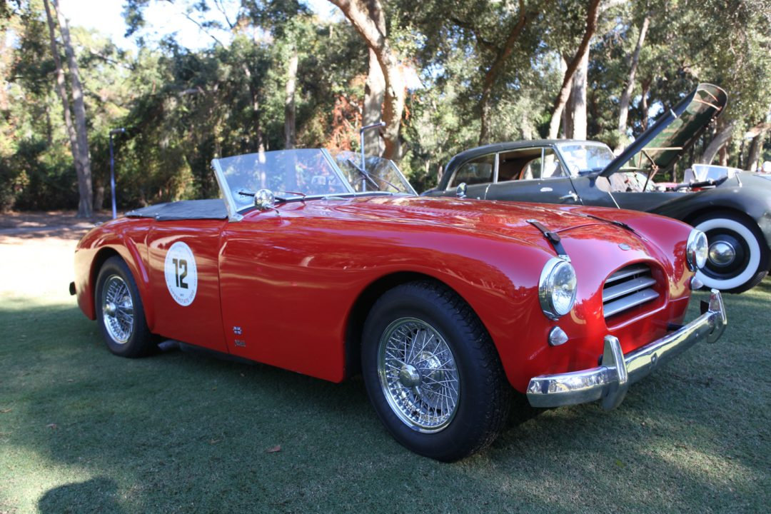 Allards were invited on Saturday, and this is a very nice1953 K3.