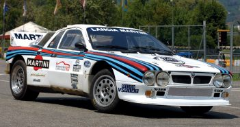 1982 Lancia Rally 037. Photo: Peter Collins