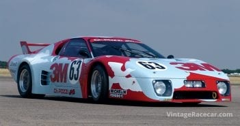 1979 Ferrari 512 BB LM. Photo: Mike Jiggle