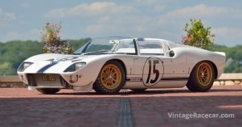 Sole Le Mans Ford GT Prototype Roadster to be Sold