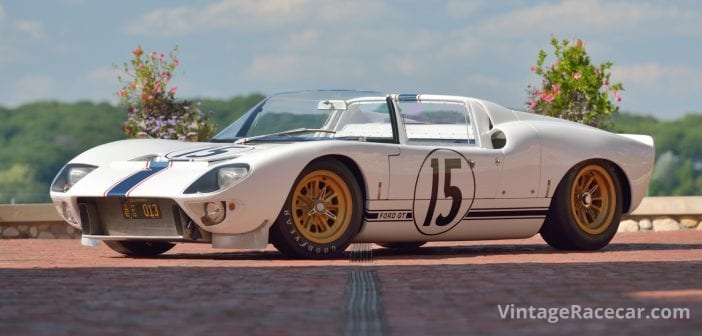 Sole Le Mans Ford Gt Prototype Roadster To Be Sold Vintage Road