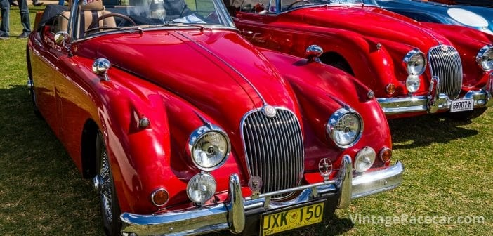 Sydney All British Car Day Photo Gallery