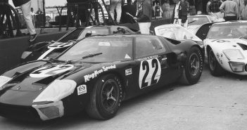 Bill Wonder, GT40 Dale MacMahan