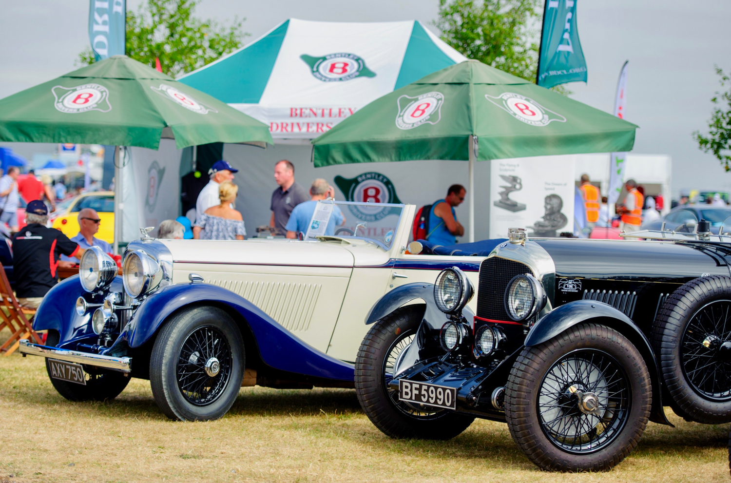 Silverstone Classic 20-22 July 2018 At the Home of British Motorsport Car Clubs Free for editorial use only Photo credit – ShotAway ShotAway