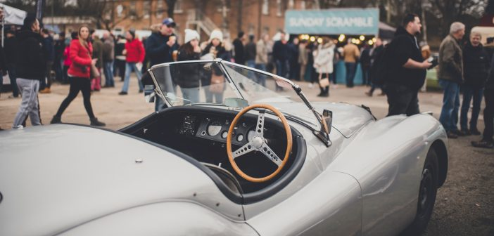 """Bicester Heritage Holds First """"Sunday Scramble"""" of 2019"""