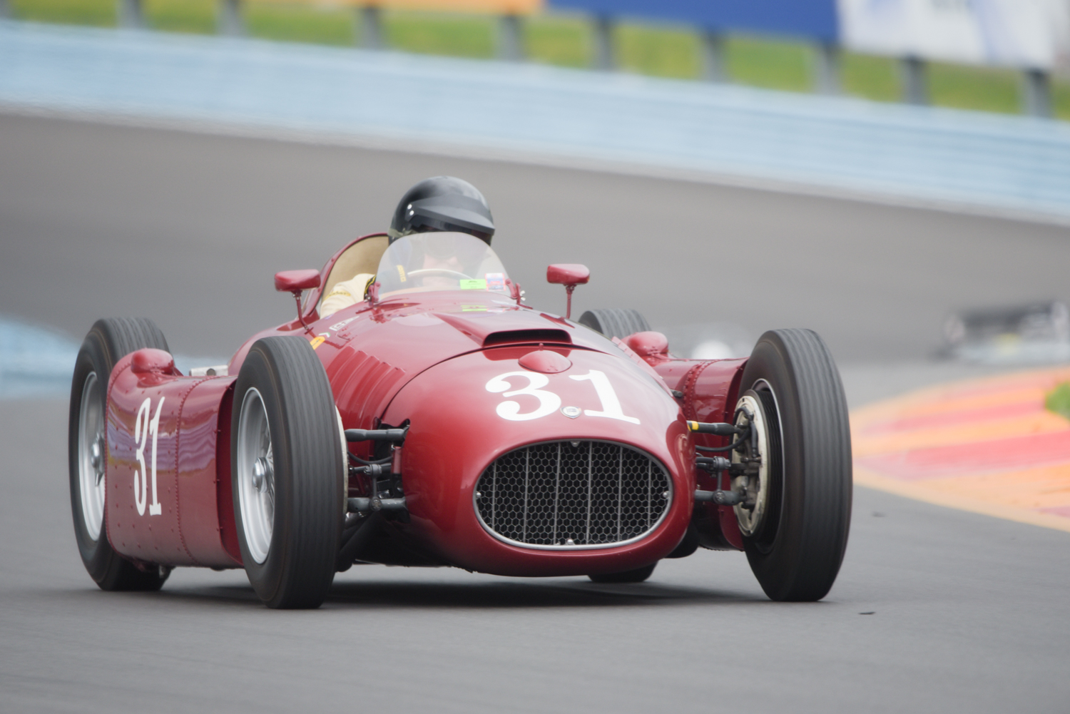 1954 Lancia D50- Peter Giddings.