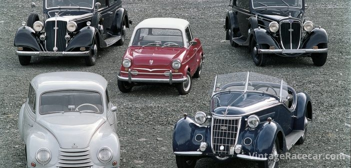 Auto Union Family Portrait